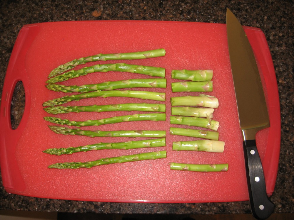 Perfect Asparagus Every Time (4/6)
