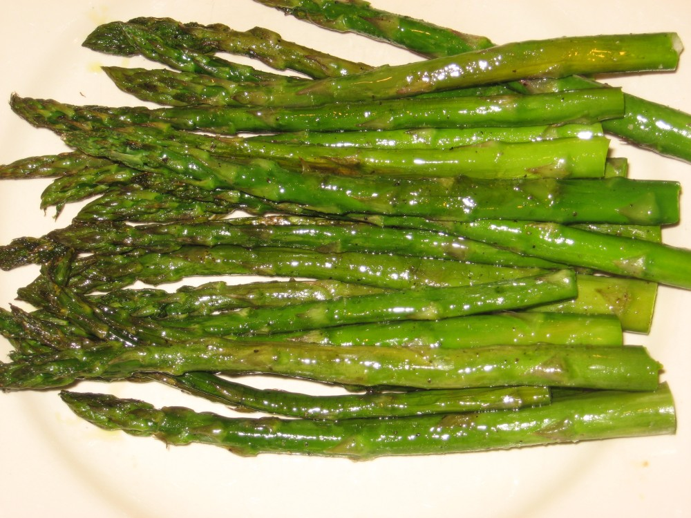 Perfect Asparagus Every Time (1/6)