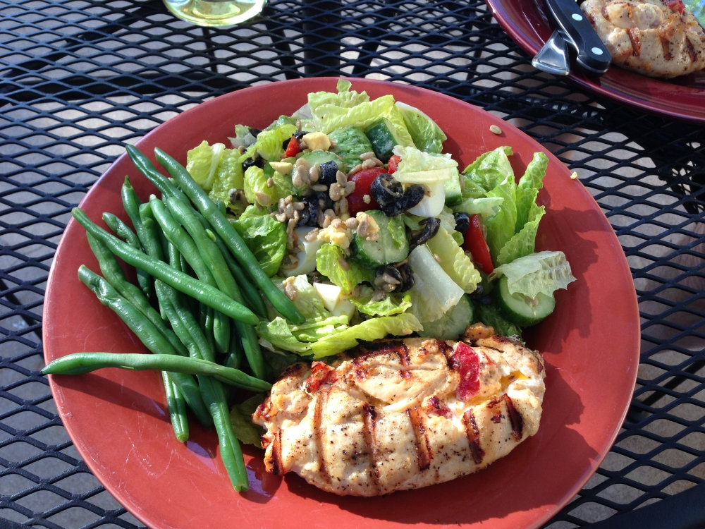 3 Grilled Chicken Recipes You'll Love This Summer  (1/6)