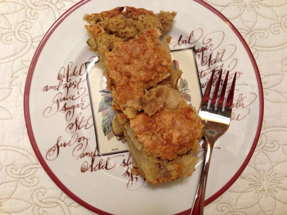 (Amazing) Gluten-Free Almond-Pear Bread (5/6)